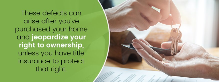 Title Defects Risks | Title Partners of South Florida