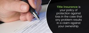 What Is Title Insurance? | Title Partners of South Florida