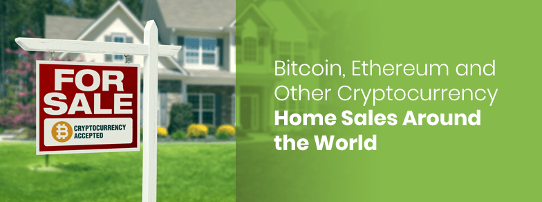 Worldwide Statistics on Cryptocurrency in Real Estate