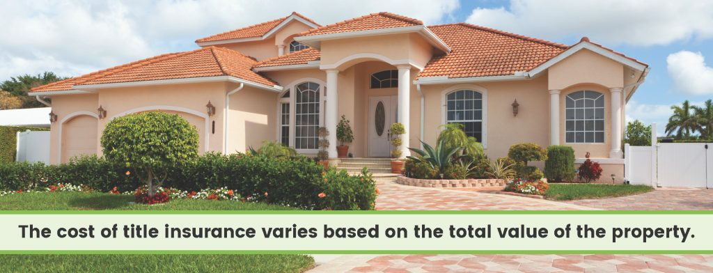 Cost of Title Insurance | Title Partners of South Florida